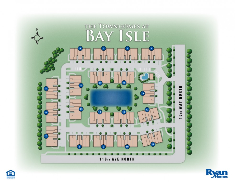 bay isle site map